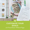 Customize Your Goals with PowerSheets® Wildcard Pages