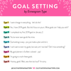 Goal Setting and the Enneagram