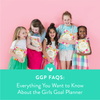 Everything You Want to Know About the Girls Goal Planner