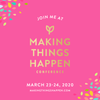 Welcome to Your Total Life Reset: Making Things Happen Conference 2020!