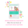 Our New Website + the Cultivate What Matters Giveaway