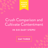 Part Three: Crush Comparison in Six Simple Steps