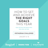 FREE Webinar and Instagram Challenge with The Rising Tide Society + HoneyBook!