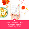 The Anatomy of PowerSheets