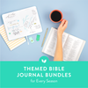Themed Bible Journal Bundles for Every Season