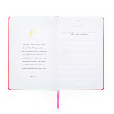 Write the Word - Life Goals - Cultivate What Matters - Fruit of the Spirit - Grow a Flourishing Faith Journal - Quiet Time - Word of the Day - Write Scripture - Verse of the Day - Faith
