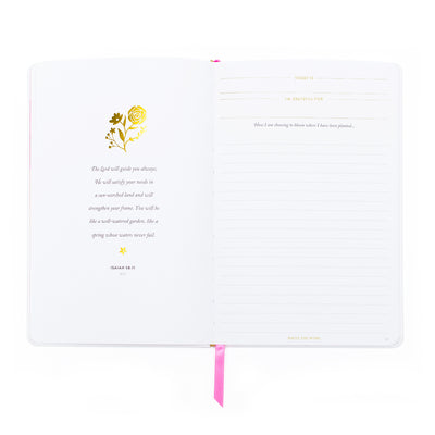Lara Casey-Cultivate What Matters-Faith-Write the Word-The Garden-Write Scripture-Scripture-Nourish Your Soul-Undated-Journal-New Journal-Gold Foil-Quiet Time-Artwork-Bible-Word of the Day