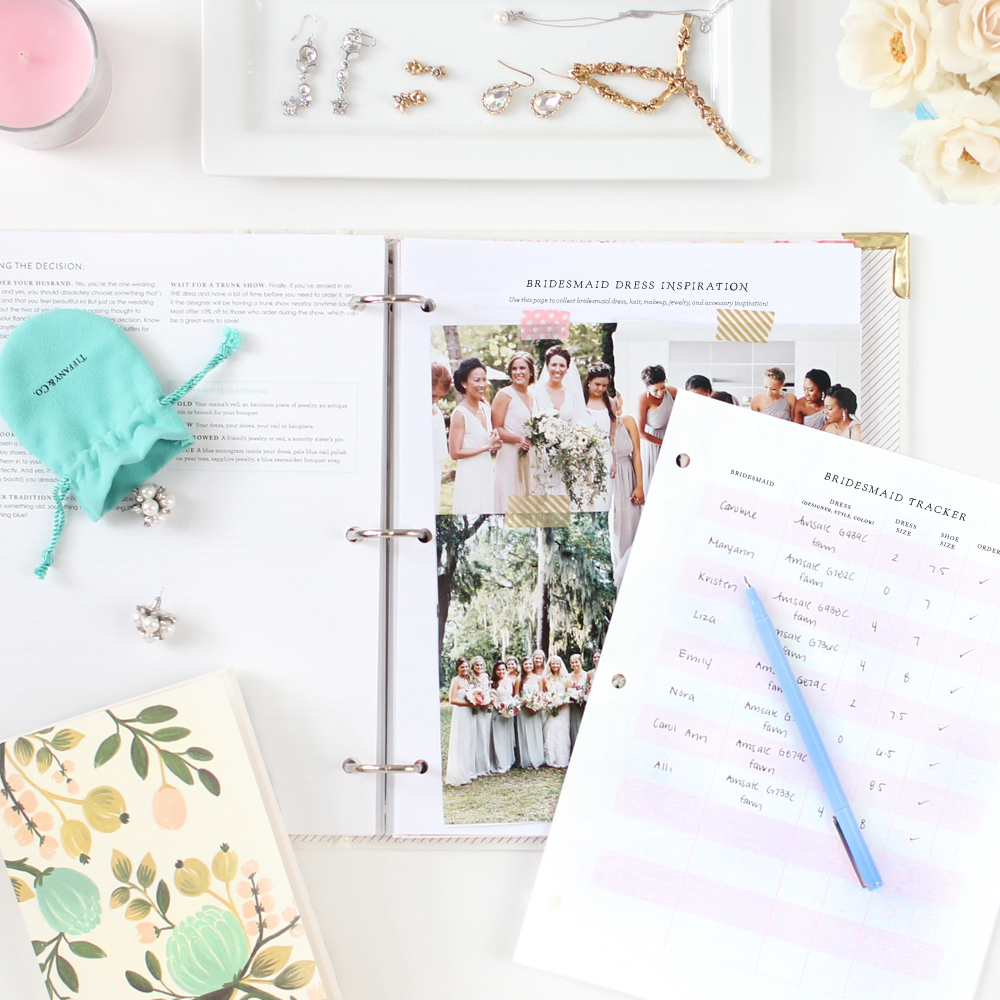 Joyful Wedding Planner Download by Southern Weddings - The Cultivate