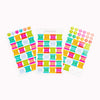 Colorful Bible Book Tabs