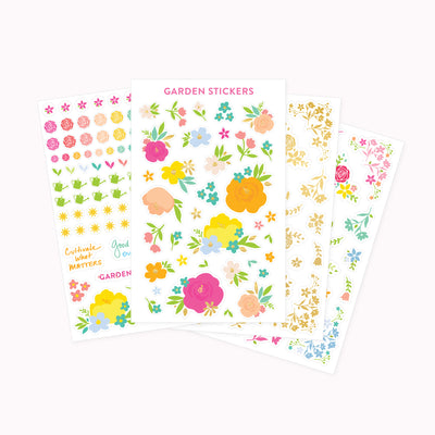 Garden Sticker Pack