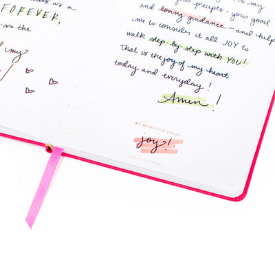 Write The Word Journal | Cultivate Contentment