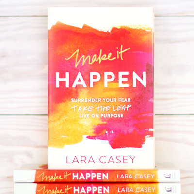 Make It Happen - Book - Cultivate What Matters - Life Goals - Smart Goal Setting