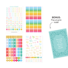 Faith Sticker Pack - Planner Stickers - Personalization Stickers - Cultivate What Matters - Goal Setting  - Bible Stickers
