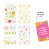 Garden Stickers - Cultivate What Matters - Goal Planning