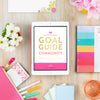 Lara Casey-2019 Goal Setting-2019 Summer Goal Guide-Digital Goal Guide-PowerSheets Accessory-Friendship-Community-Gals-Memory-Dig Deeper-Meaningful Friendships-PowerSheets Accessory