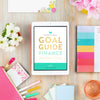 Lara Casey-2019 Goal Setting-2019 Summer Goal Setting-Goal Guides-Digital Goal Guides-Download-PowerSheet Accessory-Finance-Budget-Spending Plan-Security