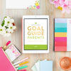 Digital Goal Guide - Parents - Kids - Cultivate What Matters - Smart Goal Setting