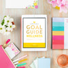 Lara Casey-2019 Goal Setting-2019 Summer Goal Setting-Goal Guides-Digital Goal Guides-Download-PowerSheet Accessory-Wellness-Water Tracker-Healthy-Healthful-Progress