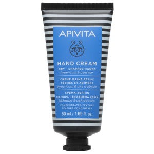 APIVITA HAND CREAM FOR DRY CHAPPED HANDS (Concentrated Texture) 50ml