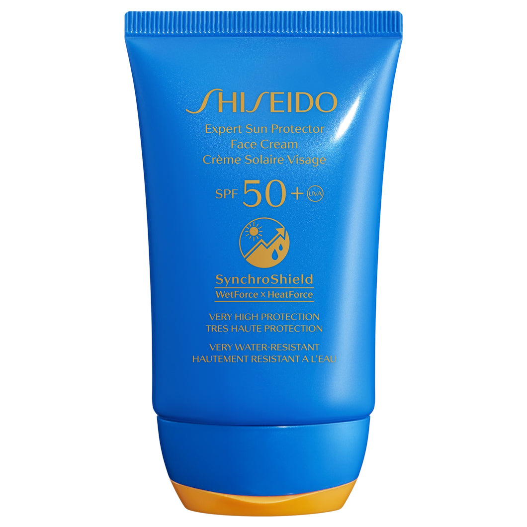 SHISEIDO EXPERT SUN PROTECTION FACE CREAM SPF50+ 50ml