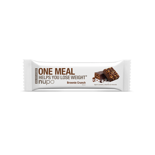 NUPO LOW CALORIE ONE MEAL BARS