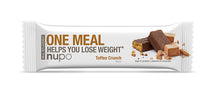 Load image into Gallery viewer, NUPO LOW CALORIE ONE MEAL BARS