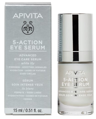 APIVITA 5 ACTION EYE SERUM