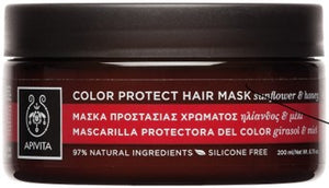 APIVITA COLOR PROTECTION HAIR MASK 200ml