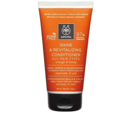 APIVITA SHINE & REVITALIZING CONDITIONER 150ml