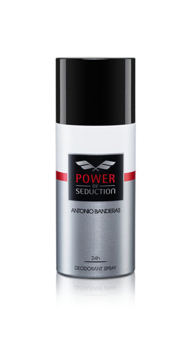 ANTONIO BANDERAS POWER OF SEDUCTION DEODORANT SPRAY 150ml