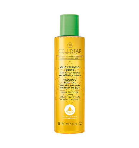 COLLISTAR PRECIOUS BODY OIL - FIRMING, NOURISHING & TONING