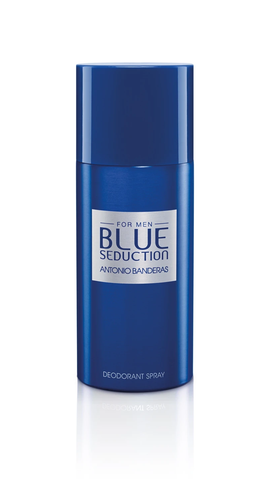 ANTONIO BANDERAS BLUE SEDUCTION MEN DEODORANT SPRAY 150ml