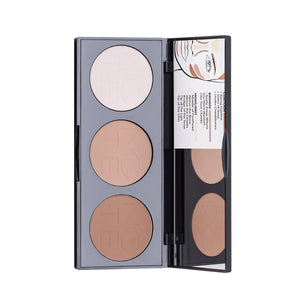 NOTE MAKE UP PERFECTING CONTOURING POWDER 5g x 3