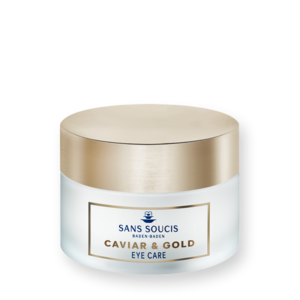 SANS SOUCIS CAVIAR & GOLD ANTI AGE DELUXE EYE CREAM FOR ALL SKIN TYPES