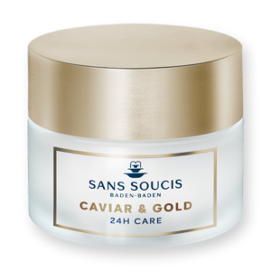 SANS SOUCIS CAVIAR & GOLD ANTI AGE DELUXE 24hr CARE FOR NORMAL SKIN