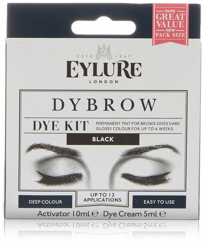 EYLURE DYBROW DYE KIT - VARIOUS SHADES