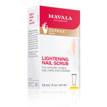 Load image into Gallery viewer, MAVALA LIGHTENING NAIL SCRUB 15ml