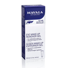 Load image into Gallery viewer, MAVALA EYE MAKE UP REMOVER GEL 50ml