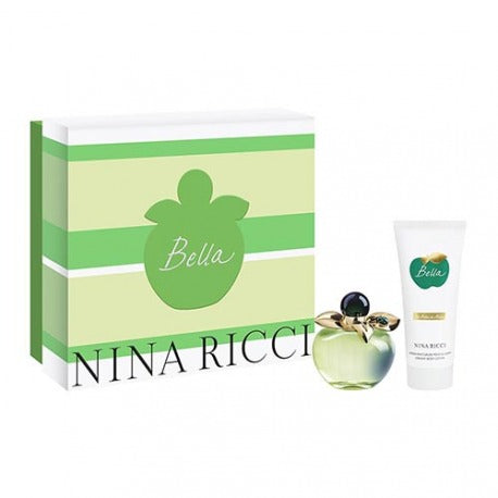 NINA RICCI BELLA EAU de TOILETTE 50ml + BODY LOTION 75ml