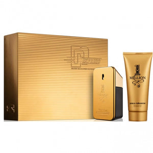 PACO RABANNE ONE MILLION EAU de TOILETTE 50ml + SHOWER GEL