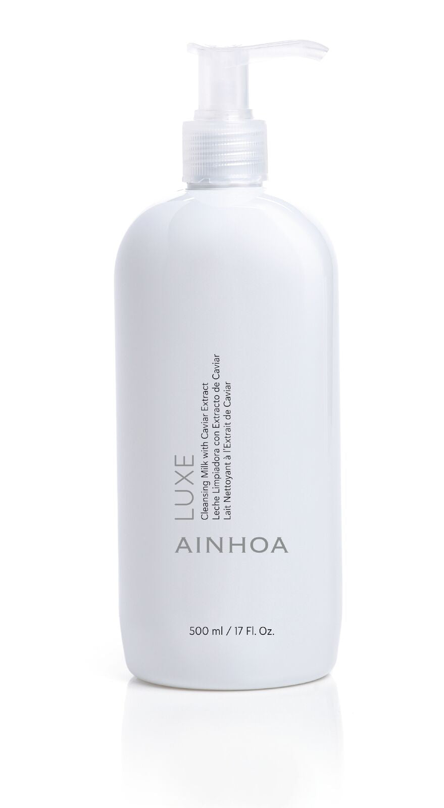 AINHOA LUXE CLEANSING MILK 400ml