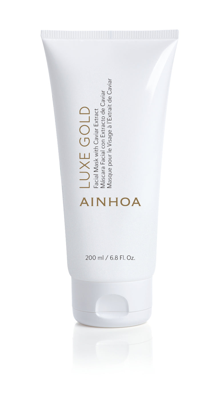 AINHOA LUXE GOLD MASK WITH CAVIAR EXTRACT 200ml