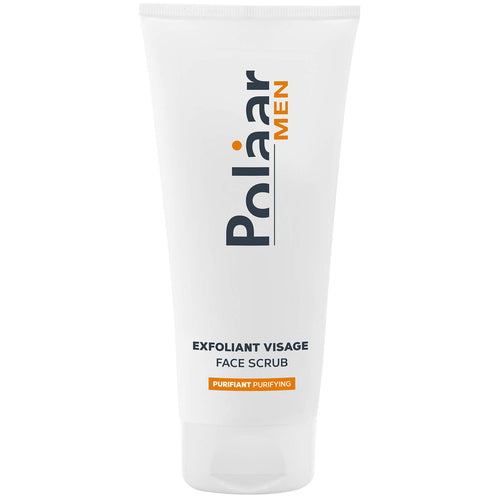 POLAAR MEN PURIFYING FACE SCRUB 100ml