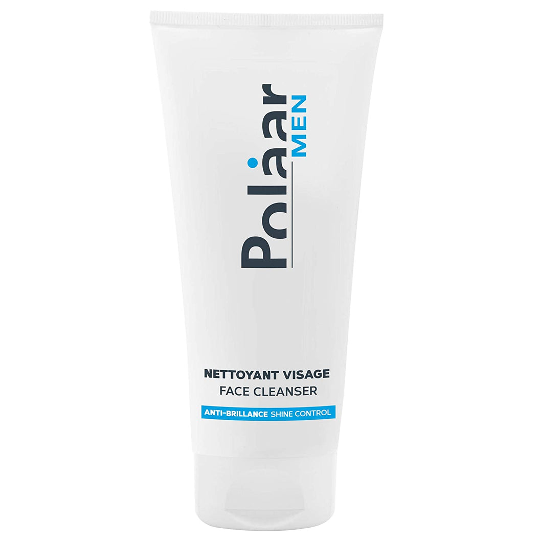 POLAAR MEN SHINE CONTROL FACE CLEANSER 100ml
