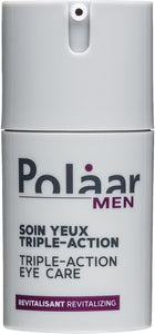 POLAAR MEN TRIPLE ACTION EYE CARE 15ml