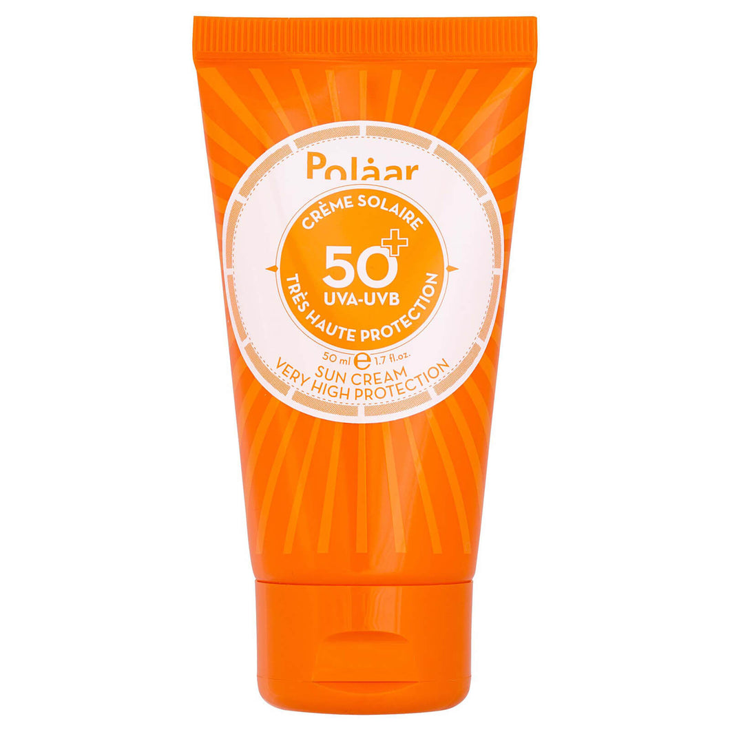 POLAAR SUN VERY HIGH PROTECTION SUN CREAM SPF50+ 50ml