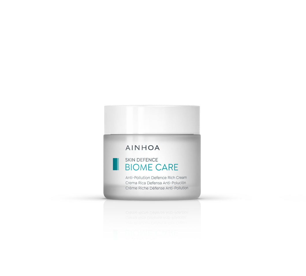 AINHOA BIOME CARE ANTI POLLUTION DEFENSE RICH CREAM 50ML