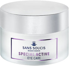 Load image into Gallery viewer, SANS SOUCIS SPECIAL ACTIVE EYE CARE - EXTRA RICH 15ml