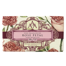 Load image into Gallery viewer, SOMERSET FLORAL SOAP BARS 200g