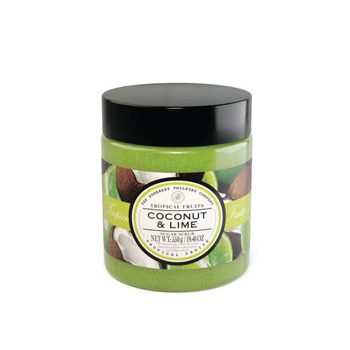 SOMERSET TROPICAL EXFOLIATING SCRUB 550g